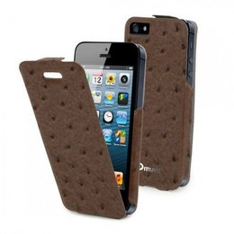 Muvit Flip Folio Case Safari Dots
