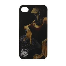 David Garibaldi Hard Case DJ iPhone 4 / 4S