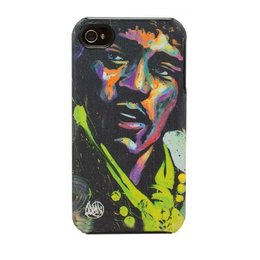 David Garibaldi Hard Case Hendrix iPhone 4 / 4S