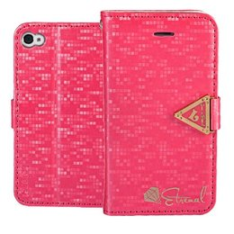 Leiers Luxe Wallet Case iPhone 4 / 4S