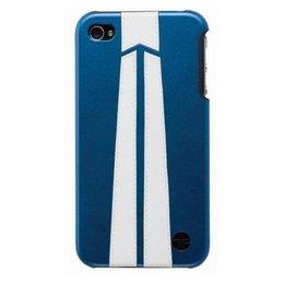 Trexta Blue / White voor iPhone 4 / 4S