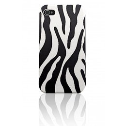 DS.Styles Hard Case Zebra iPhone 4 / 4S