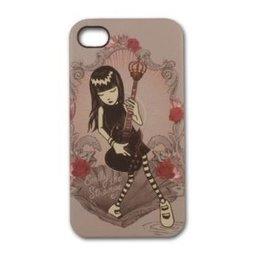 Emily Hard Case iPhone 4 / 4S
