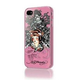 Ed Hardy Geisha Pink iPhone 4 / 4S