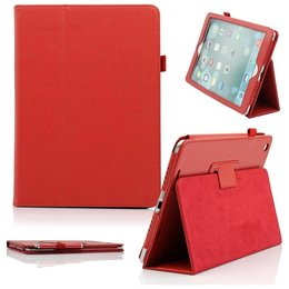 Apple iPad Flip Folio Case Rood
