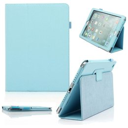 Apple iPad Flip Folio Case Blauw