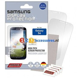 Displex Screen Protector voor Samsung Galaxy S4