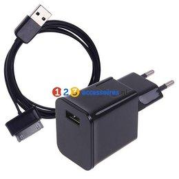Samsung USB 2 in 1 Thuislader Zwart