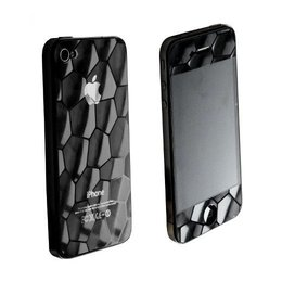 Colorfone iPhone 4/4S 3D Screen Protector Water Cube