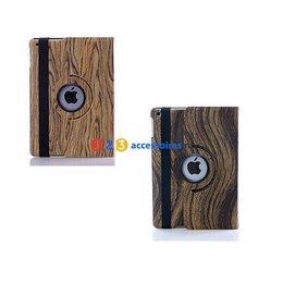Hout - Wood Stijl iPad Air Hoesje