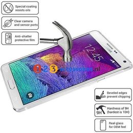Devia Tempered Glass Galaxy Note 4
