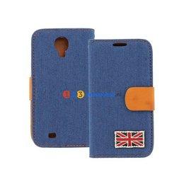 Samsung Galaxy Note 2 British Denim Style