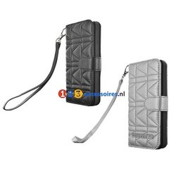 Karl Lagerfield Booktype Wallet Case Galaxy S5 / S5 Plus / S5 Neo