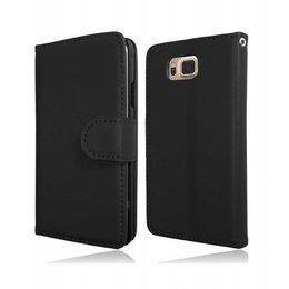 Galaxy Alpha Wallet Zwart
