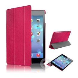 Apple iPad Air 2 Triple Folio Case Donker Roze