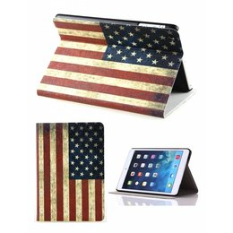 Apple iPad Air (iPad 5) USA Print Folio Case