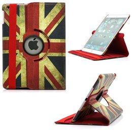 Apple iPad Air 2 360 Rotating Case UK Print