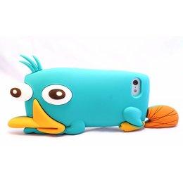 Perry het Vogelbekdier iPhone SE / 5 / 5S