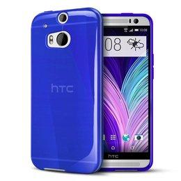 Matte TPU Back Cover HTC One M8 / M8S