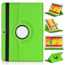Roterende Galaxy Tab s 10.5 INCH Case Groen