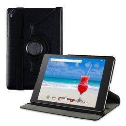 HTC Nexus 9 Rotating Hoesje Zwart
