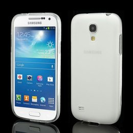 0.4MM Matte TPU Back Cover Samsung Galaxy S4 Mini