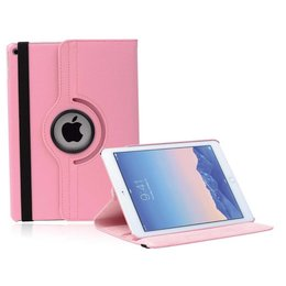 Roterende iPad Air 2 Hoesje Roze