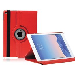 Roterende iPad Air 2 Hoesje Rood