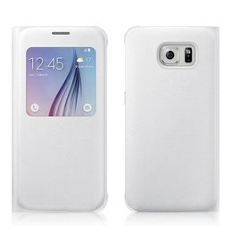 Samsung Galaxy S6 S View Cover Wit
