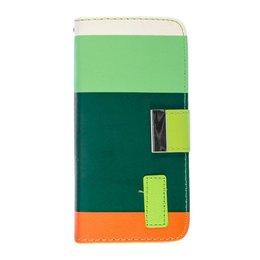 Apple iPhone 6 / 6S Painting Series Telefoonhoesje Groen