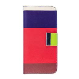 Apple iPhone 6 / 6S Painting Series Telefoonhoesje Rood
