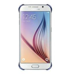 Samsung Galaxy S6 Clear Cover Hoesje Zwart