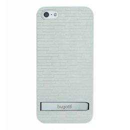 Bugatti ClipOnCover Brick White voor Apple iPhone SE / 5 / 5S