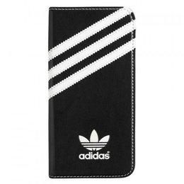 Adidas Originals Booklet Case voor Apple iPhone 6(S) Plus Zwart / Wit