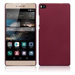 Huawei Ascend P8 0.5MM Zwart Hoesje Rood