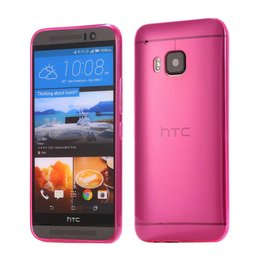 HTC One M9 0.5MM Dun Hoesje Roze