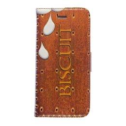 Apple iPhone 6 / 6S Wallet Case Portemonnee Biscuit