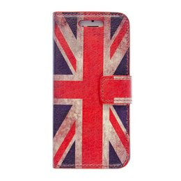 Apple iPhone 5 / 5S / SE Wallet Case Portemonnee UK
