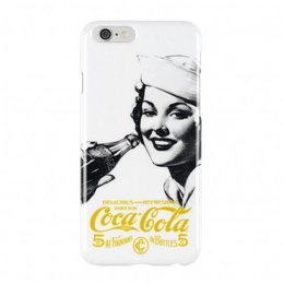 Coca-Cola Hardshell voor Apple iPhone 6 / 6S Golden Beauty