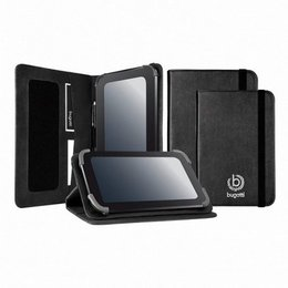 Bugatti Universeel Tablet Case Berlin voor tablets van 7 - 8 inch - zwart