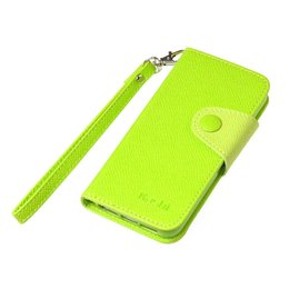 Kalaideng iPhone 5 / 5S / SE Painting Kashi Wallet Groen