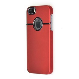 Apple iPhone 5 / 5S / SE Back Cover Case Mat Rood