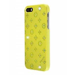 iPhone SE / 5 / 5S Bling Bling Back Cover Groen