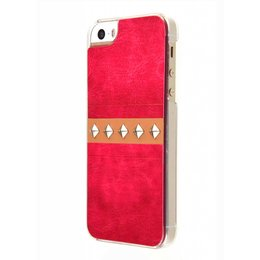 Celly iPhone 5 / 5S / SE GLAMme Studs Back Cover