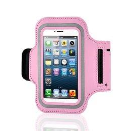 iPhone 5 / 5S / SE Sport Armband Roze