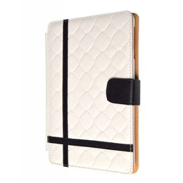 Apple iPad Mini 360 Rotating Slim Stan Folio Case Wit