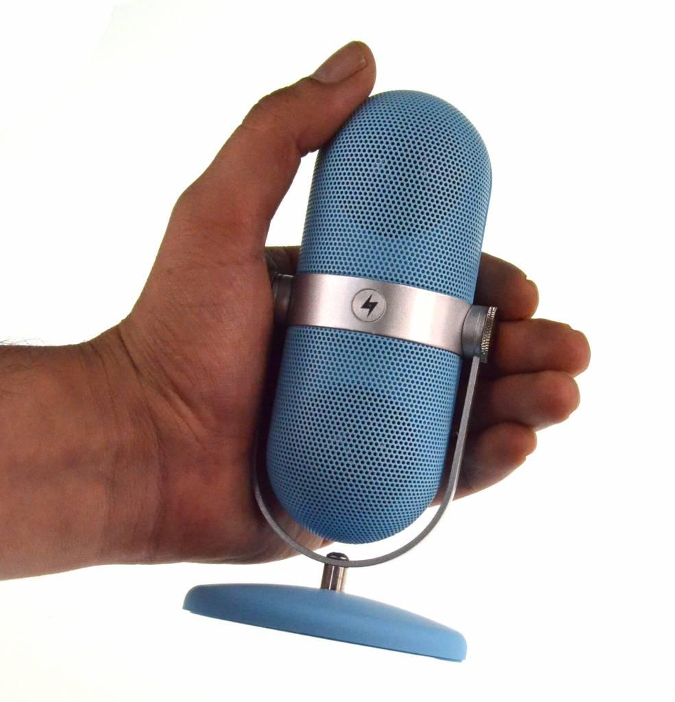 microfoon en speaker