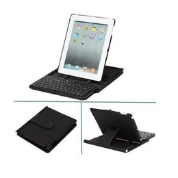 Apple iPad 360° Roterene Bluetooth Keyboard Case
