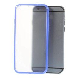 Apple iPhone 6 / 6S TPU Hybrid Back Cover Case Donker Blauw