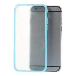 Apple iPhone 6 / 6S TPU Hybrid Back Cover Case Blauw